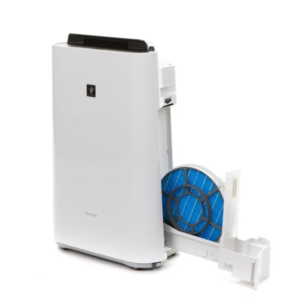 bevochtigings set Sharp KCD60EUW Luchtbevochtiger Luchtreiniger